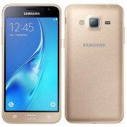 Smartphone Samsung Galaxy J3 8GB DS Gold, ram 1.5 GB, 5 inch, android 5.1.1 Lollipop