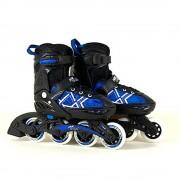 Pattini in linea boy X.X.Treme n. 32/35 blu