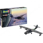 model de plastic avion Catalina PBY-5a