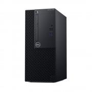 Desktop, DELL OptiPlex 3060 MT /Intel i3-8100 (3.6G)/ 8GB RAM/ 1000GB HDD/ Linux + подарък Mouse&KBD (S050O3060MTECAPU)