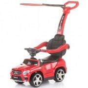Masinuta de impins cu Copertina Mercedes Benz - Red