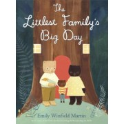 The Littlest Family's Big Day, Hardcover