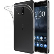 Nokia 2 hoesje - Soft TPU case - transparant