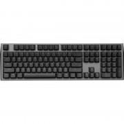 Tastatura gaming DUCKY Shine 7 Gunmetal RGB Cherry MX Blue Mecanica Grey