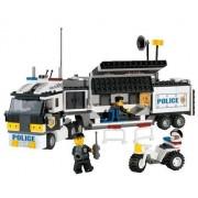 LEGO World City Police Track Station 7034