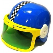 Child Costume Accessory Race Car Racing Helmet & Visor