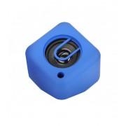 Astrum ST140 kék hordozható bluetooth hangszóró, FM rádió, micro SD olvasóval, AUX bemenettel, 3W