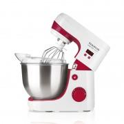 Mixer cu bol Mixing Chef Compact Taurus, 8 viteze, 600 W