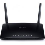 TP-Link Archer D50 Modem Router Wireless Adsl2+ Dual Band 300, 867 Mbit/s Lan 100 Mbit/s 4 Porte Lan 2 Antenne - Archer D50