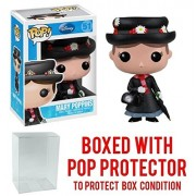 Funko Pop! Disney Series 5: Mary Poppins Vinyl Figure (Bundled with Pop BOX PROTECTOR CASE)