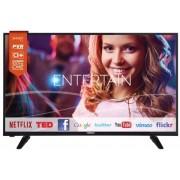 Televizor LED Horizon 43HL733F, smart, Full HD, USB, HDMI, 43 inch/109cm, DVB-T/C, negru