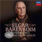 Video Delta Elgar / Barenboim / Staatskapelle Berlin - Symphony No 1 In A Flat Major Op 55 - CD