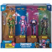 Fortnite Pack de 4 Figuras, 17 piezas en total !! bestoys
