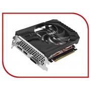 Видеокарта Palit GeForce GTX 1660 Ti StormX OC 1500Mhz PCI-E 3.0 6144Mb 12000Mhz 192 bit DVI HDMI DP NE6166TS18J9-161F