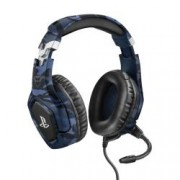 TRUST GXT 488 FORZE-G PS4 HEADSET BLUE