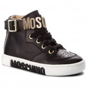 Bokacipő MOSCHINO - 25986 S Vitello Nero