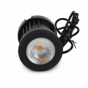 Barcelona LED Balise encastrable 12W 12V IP67 Blanc chaud - Barcelona LED