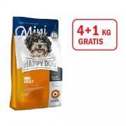 Happy Dog: Supreme Mini Adult, 4kg+1kg GRATIS