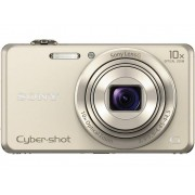 Sony Cyber-Shot DSC-WX220N Digitale camera 18.2 Mpix Zoom optisch: 10 x Goud Full-HD video-opname, WiFi