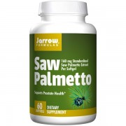 Saw Palmetto 160 mg (60 softgels) - Jarrow Formulas