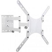 Techly Supporto a Muro Ultra Slim per TV LED LCD 23-55'' Bianco