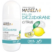 PRIRODNI DEZODORANS ROLL ON, CITRUS, 50ml