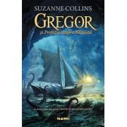 """""""Gregor și Profeția despre Năpastă (Seria Cronici din subpământ, partea a II-a)"""" - Suzanne Collins"""