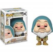 Funko Pop Sleepy De Blanca Nieves Y Los 7 Enanos Dormilon Snow White