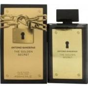 Antonio Banderas The Golden Secret Eau de Toilette 200ml Sprej