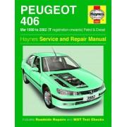 Haynes Workshop manual Peugeot 406 Essence & Diesel (Mars 1999 - 2002) 3982