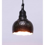 Aasra Decor Golden Shaded Metal Pendant Lamp