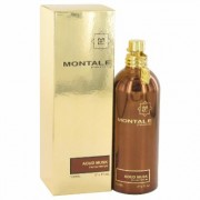 Montale Aoud Musk For Women By Montale Eau De Parfum Spray 3.3 Oz