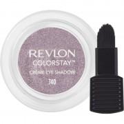 Revlon colorstay creme eye shadow 740 black currant ombretto in crema con applicatore integrato