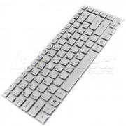 Tastatura Laptop Acer Aspire E1-430 argintie + CADOU
