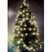 > StarLED - abete 240 led bianco freddo 210 cm