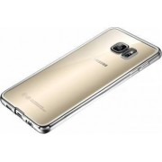 Skin Silicon Electroplating OEM Samsung Galaxy S7 Edge Argintiu