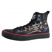 magasszárú cipő unisex - SPIRAL - K062S001
