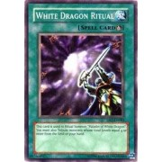 Yu-Gi-Oh! - White Dragon Ritual (DR1-EN082) - Dark Revelations 1 - Unlimited Edition - Common