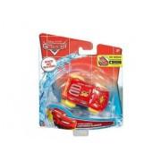Mattel Cars - Vehicule Nageurs : Flash Mcqueen - Voiture Rouge Re-K02