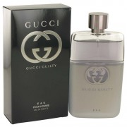Gucci Guilty Eau De Toilette Spray 3 oz / 88.72 mL Men's Fragrance 533304