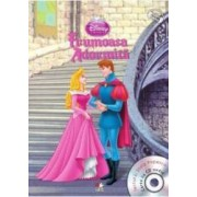Disney Printese - Frumoasa Adormita + Cd Audio. Lectura Stela Popescu