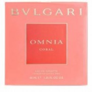 Bulgari Omnia coral - eau de toilette donna 40 ml vapo