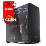 Altos Hard Rampage, AMD Ryzen 5 2600X/8GB/SSD 240GB/HDD 1TB/RX 580 8GB