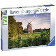 Puzzle Moara de vant, 1500 piese