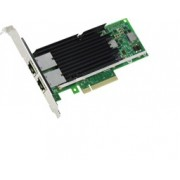 Dell Intel Ethernet X540 DP 10GBASE-T Server Adapter Low Profile - Kit