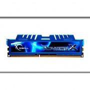 Memorie ram g.skill RipjawsX, DDR3, 8 GB, 1600MHz, CL9 (F3-1600C9S-8GXM)