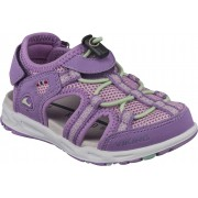 Viking Thrill Sandal, Violet/Mint 27