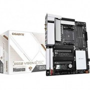 Gigabyte PLACA B550 VISION D,AMD,AM4,B550,4DDR4,128GB,HDMI+DP,2GBLAN+WIFI6+BT5,4SATA3+2XM.2,6USB3.2,ATX