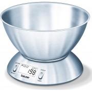 Beurer KS54 - Keukenweegschaal - 1,5 liter RVS kom - 5kg - incl batterijen