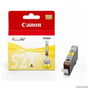 CANON CLI-521Y Yellow InkJet Cartridge (BS2936B001AA)